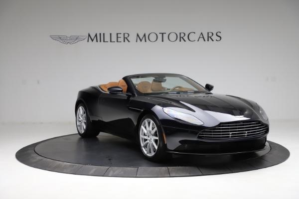 New 2021 Aston Martin DB11 Volante for sale Sold at Bugatti of Greenwich in Greenwich CT 06830 10