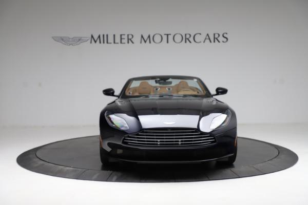 New 2021 Aston Martin DB11 Volante for sale Sold at Bugatti of Greenwich in Greenwich CT 06830 11
