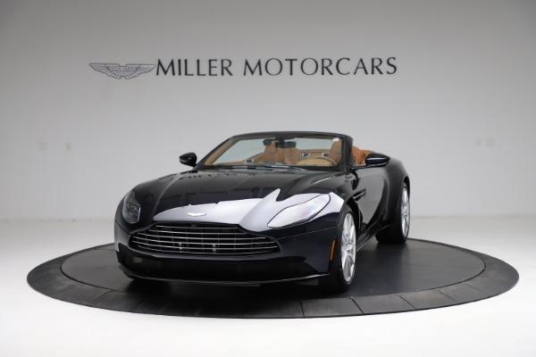 New 2021 Aston Martin DB11 Volante for sale Sold at Bugatti of Greenwich in Greenwich CT 06830 12
