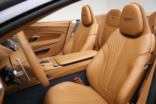 New 2021 Aston Martin DB11 Volante for sale Sold at Bugatti of Greenwich in Greenwich CT 06830 14