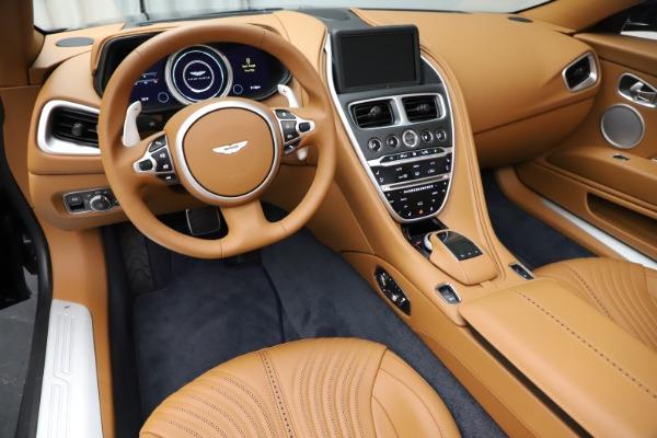 New 2021 Aston Martin DB11 Volante for sale Sold at Bugatti of Greenwich in Greenwich CT 06830 15
