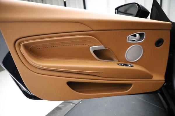New 2021 Aston Martin DB11 Volante for sale Sold at Bugatti of Greenwich in Greenwich CT 06830 16