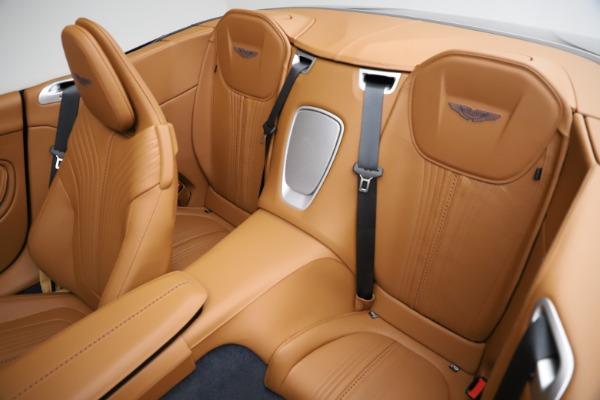 New 2021 Aston Martin DB11 Volante for sale Sold at Bugatti of Greenwich in Greenwich CT 06830 17