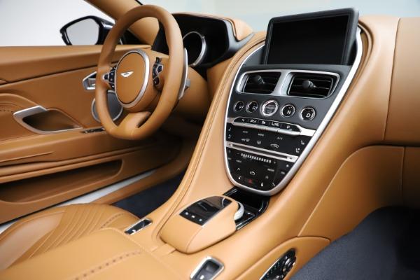 New 2021 Aston Martin DB11 Volante for sale Sold at Bugatti of Greenwich in Greenwich CT 06830 18