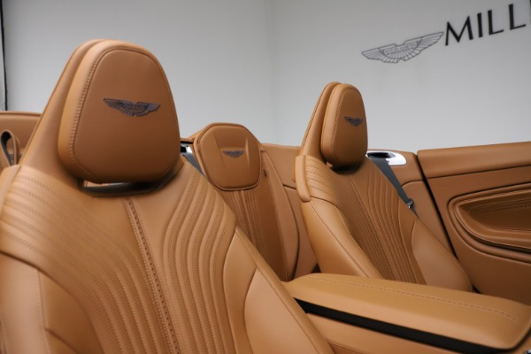 New 2021 Aston Martin DB11 Volante for sale Sold at Bugatti of Greenwich in Greenwich CT 06830 19