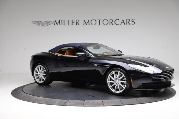 New 2021 Aston Martin DB11 Volante for sale Sold at Bugatti of Greenwich in Greenwich CT 06830 23