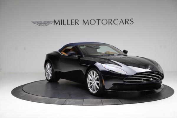 New 2021 Aston Martin DB11 Volante for sale Sold at Bugatti of Greenwich in Greenwich CT 06830 24