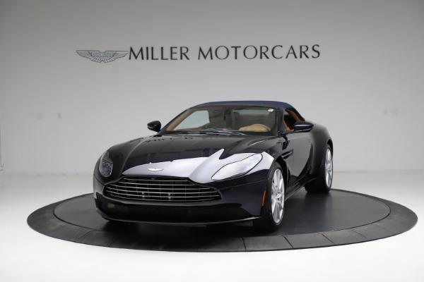 New 2021 Aston Martin DB11 Volante for sale Sold at Bugatti of Greenwich in Greenwich CT 06830 25