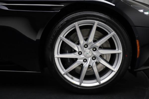 New 2021 Aston Martin DB11 Volante for sale Sold at Bugatti of Greenwich in Greenwich CT 06830 26