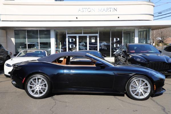New 2021 Aston Martin DB11 Volante for sale Sold at Bugatti of Greenwich in Greenwich CT 06830 27