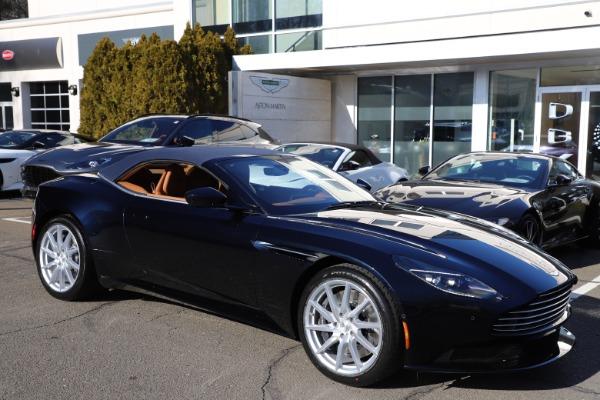 New 2021 Aston Martin DB11 Volante for sale Sold at Bugatti of Greenwich in Greenwich CT 06830 28