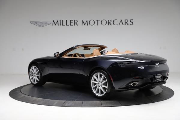 New 2021 Aston Martin DB11 Volante for sale Sold at Bugatti of Greenwich in Greenwich CT 06830 3