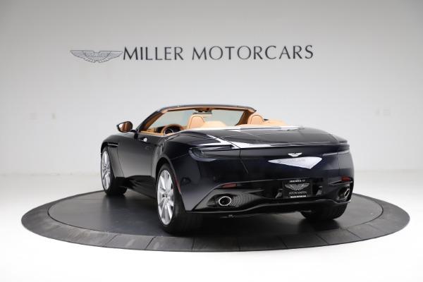 New 2021 Aston Martin DB11 Volante for sale Sold at Bugatti of Greenwich in Greenwich CT 06830 4