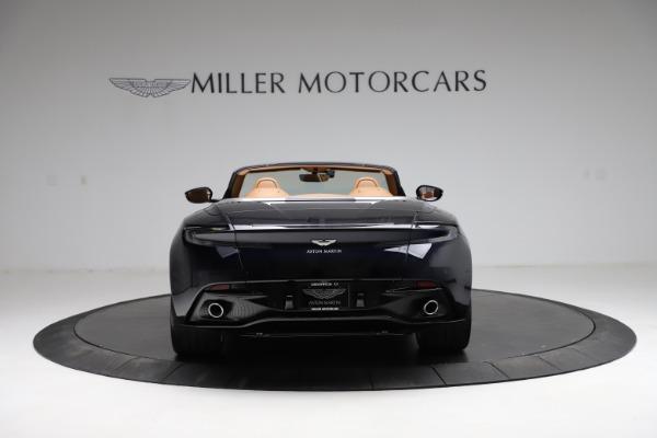 New 2021 Aston Martin DB11 Volante for sale Sold at Bugatti of Greenwich in Greenwich CT 06830 5
