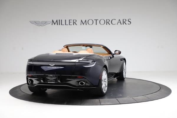 New 2021 Aston Martin DB11 Volante for sale Sold at Bugatti of Greenwich in Greenwich CT 06830 6
