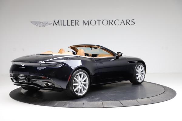 New 2021 Aston Martin DB11 Volante for sale Sold at Bugatti of Greenwich in Greenwich CT 06830 7