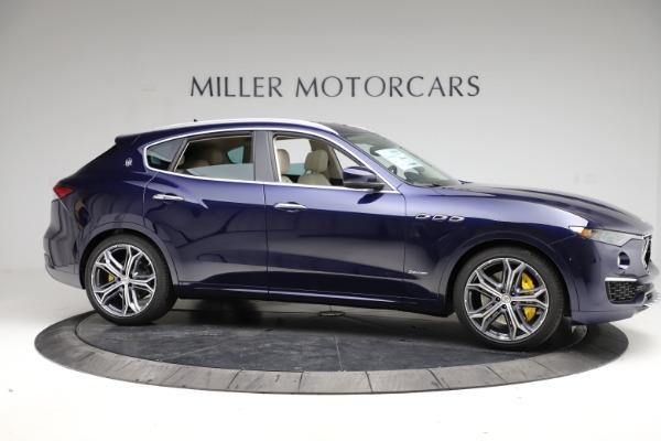 New 2021 Maserati Levante S Q4 GranLusso for sale Sold at Bugatti of Greenwich in Greenwich CT 06830 10