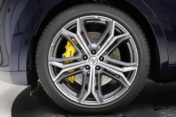 New 2021 Maserati Levante S Q4 GranLusso for sale Sold at Bugatti of Greenwich in Greenwich CT 06830 13
