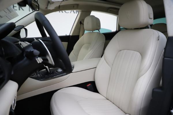 New 2021 Maserati Levante S Q4 GranLusso for sale Sold at Bugatti of Greenwich in Greenwich CT 06830 14