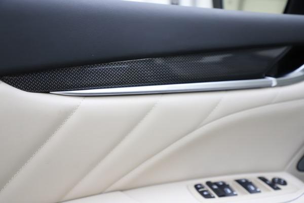 New 2021 Maserati Levante S Q4 GranLusso for sale Sold at Bugatti of Greenwich in Greenwich CT 06830 19