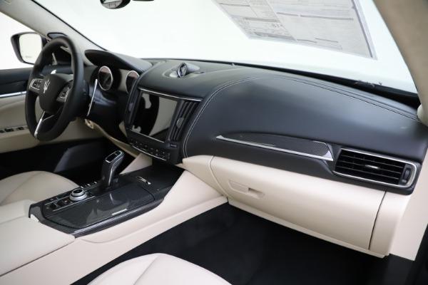 New 2021 Maserati Levante S Q4 GranLusso for sale Sold at Bugatti of Greenwich in Greenwich CT 06830 25
