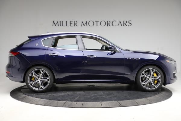 New 2021 Maserati Levante S Q4 GranLusso for sale Sold at Bugatti of Greenwich in Greenwich CT 06830 9