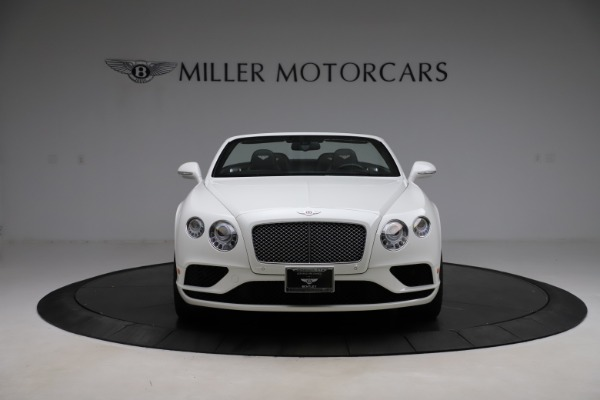 Used 2016 Bentley Continental GT V8 for sale $149,900 at Bugatti of Greenwich in Greenwich CT 06830 12