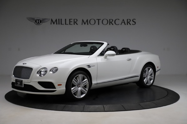 Used 2016 Bentley Continental GT V8 for sale $149,900 at Bugatti of Greenwich in Greenwich CT 06830 2