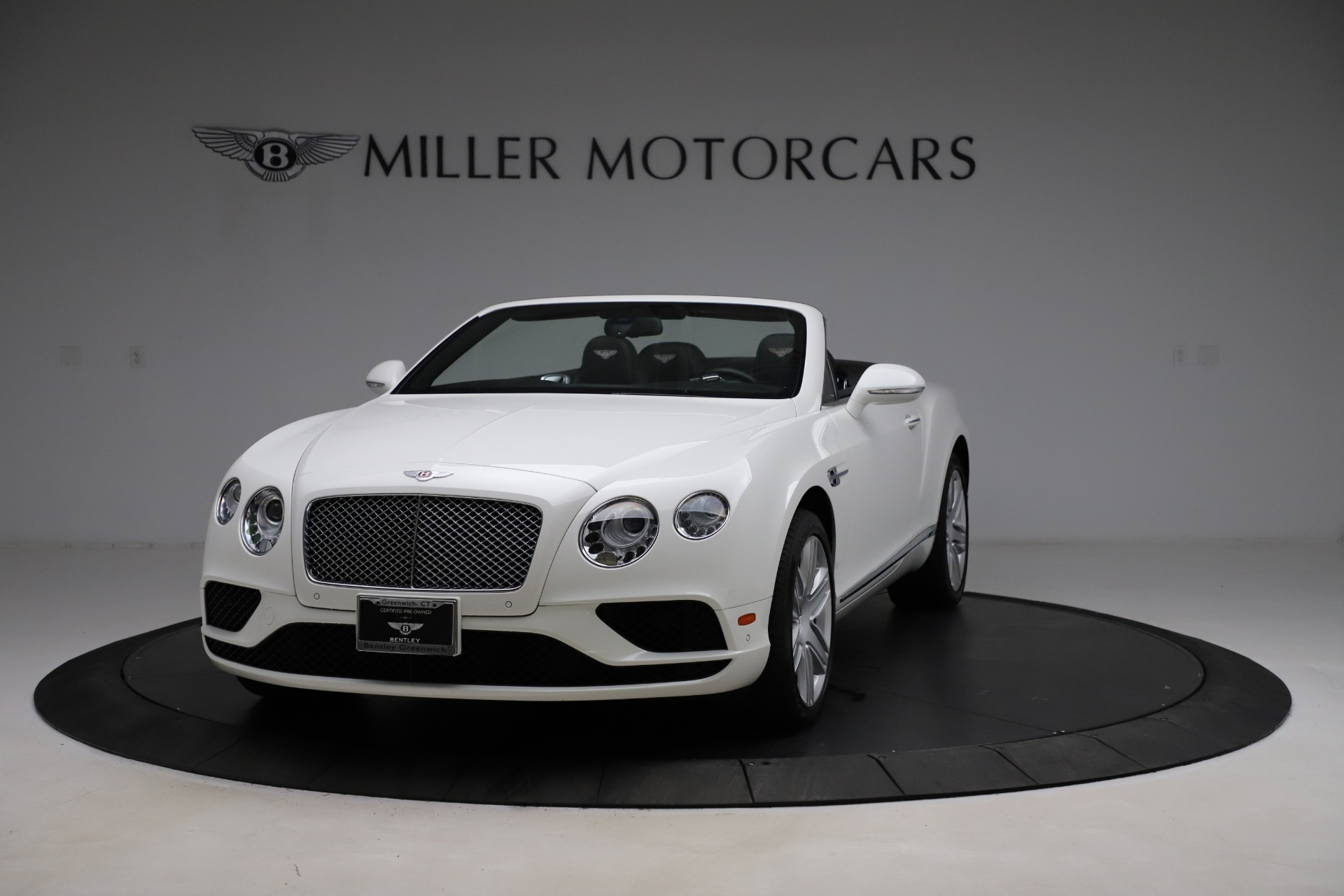 Used 2016 Bentley Continental GT V8 for sale $149,900 at Bugatti of Greenwich in Greenwich CT 06830 1
