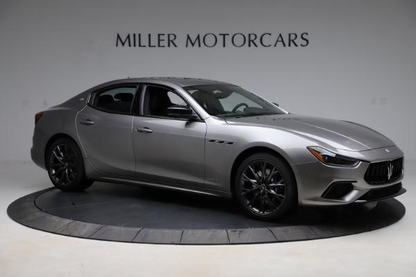 New 2021 Maserati Ghibli S Q4 GranSport for sale $98,125 at Bugatti of Greenwich in Greenwich CT 06830 10