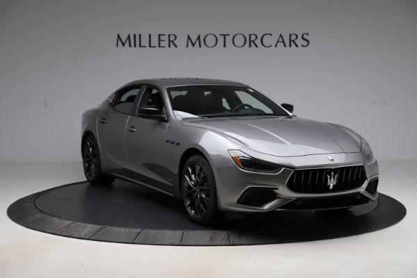 New 2021 Maserati Ghibli S Q4 GranSport for sale $98,125 at Bugatti of Greenwich in Greenwich CT 06830 11