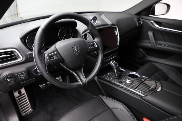 New 2021 Maserati Ghibli S Q4 GranSport for sale $98,125 at Bugatti of Greenwich in Greenwich CT 06830 13