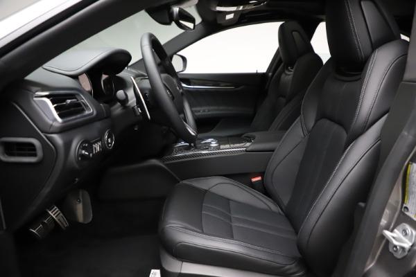New 2021 Maserati Ghibli S Q4 GranSport for sale $98,125 at Bugatti of Greenwich in Greenwich CT 06830 14