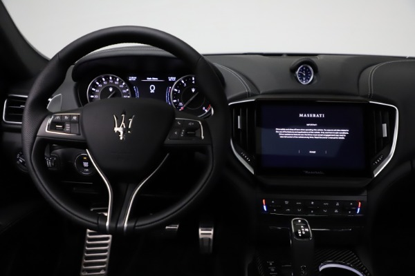 New 2021 Maserati Ghibli S Q4 GranSport for sale $98,125 at Bugatti of Greenwich in Greenwich CT 06830 16