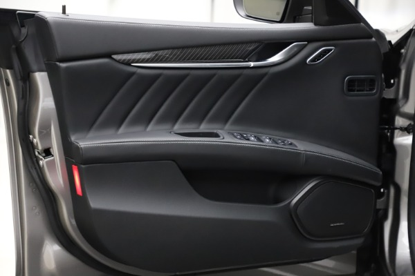 New 2021 Maserati Ghibli S Q4 GranSport for sale $98,125 at Bugatti of Greenwich in Greenwich CT 06830 17