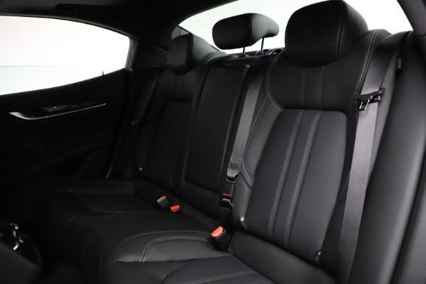 New 2021 Maserati Ghibli S Q4 GranSport for sale $98,125 at Bugatti of Greenwich in Greenwich CT 06830 20