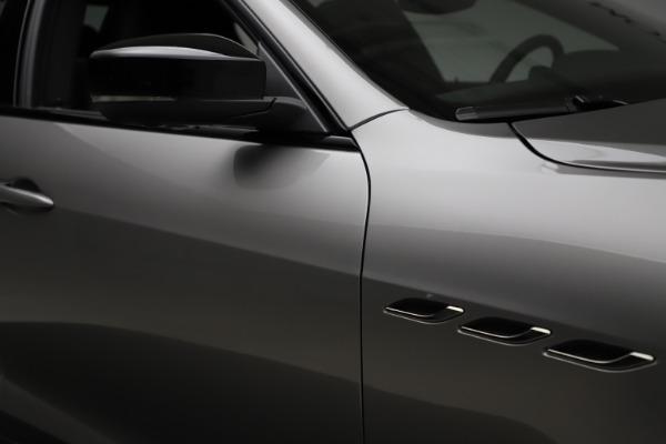 New 2021 Maserati Ghibli S Q4 GranSport for sale $98,125 at Bugatti of Greenwich in Greenwich CT 06830 26
