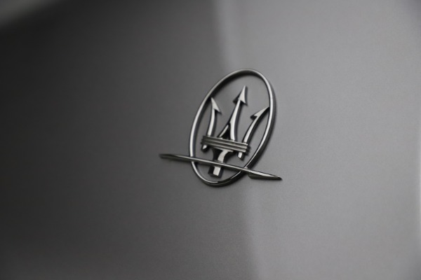 New 2021 Maserati Ghibli S Q4 GranSport for sale $98,125 at Bugatti of Greenwich in Greenwich CT 06830 27