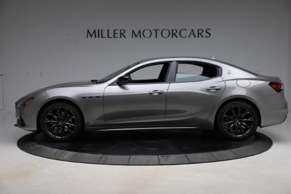 New 2021 Maserati Ghibli S Q4 GranSport for sale $98,125 at Bugatti of Greenwich in Greenwich CT 06830 3