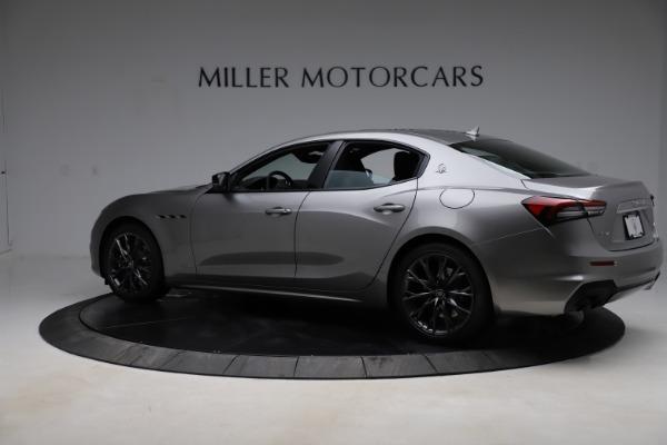 New 2021 Maserati Ghibli S Q4 GranSport for sale $98,125 at Bugatti of Greenwich in Greenwich CT 06830 4