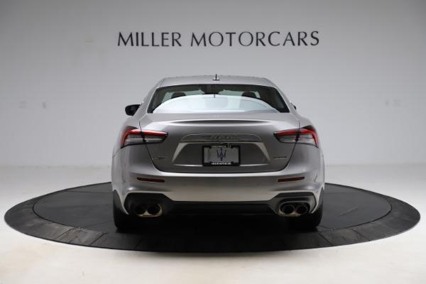 New 2021 Maserati Ghibli S Q4 GranSport for sale $98,125 at Bugatti of Greenwich in Greenwich CT 06830 6