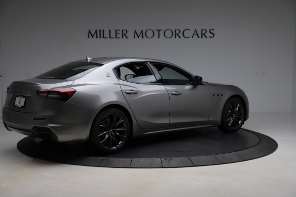 New 2021 Maserati Ghibli S Q4 GranSport for sale $98,125 at Bugatti of Greenwich in Greenwich CT 06830 8