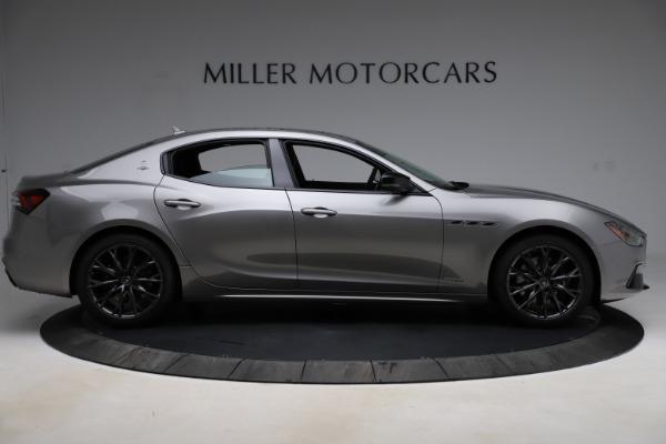 New 2021 Maserati Ghibli S Q4 GranSport for sale $98,125 at Bugatti of Greenwich in Greenwich CT 06830 9