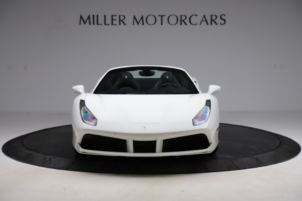 Used 2017 Ferrari 488 Spider for sale $284,900 at Bugatti of Greenwich in Greenwich CT 06830 12