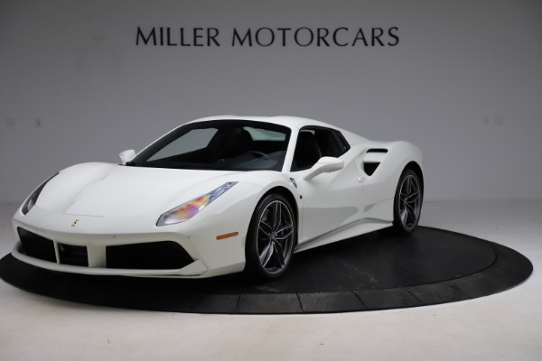 Used 2017 Ferrari 488 Spider for sale $284,900 at Bugatti of Greenwich in Greenwich CT 06830 13