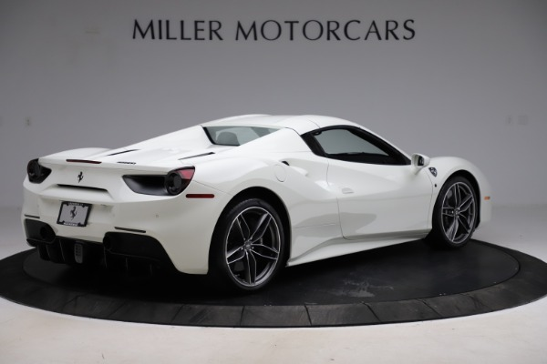 Used 2017 Ferrari 488 Spider for sale $284,900 at Bugatti of Greenwich in Greenwich CT 06830 15