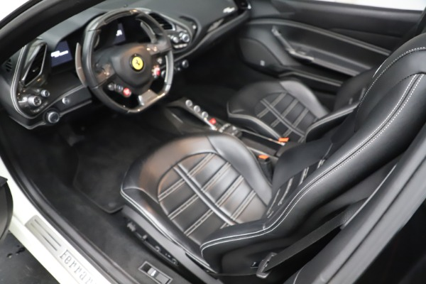 Used 2017 Ferrari 488 Spider for sale $284,900 at Bugatti of Greenwich in Greenwich CT 06830 17