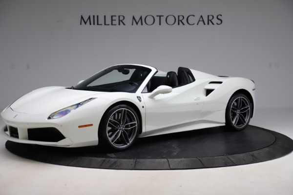 Used 2017 Ferrari 488 Spider for sale $284,900 at Bugatti of Greenwich in Greenwich CT 06830 2