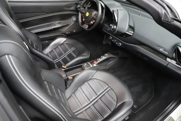 Used 2017 Ferrari 488 Spider for sale $284,900 at Bugatti of Greenwich in Greenwich CT 06830 21