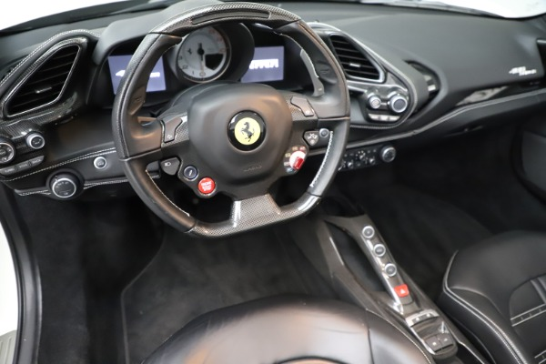 Used 2017 Ferrari 488 Spider for sale $284,900 at Bugatti of Greenwich in Greenwich CT 06830 24